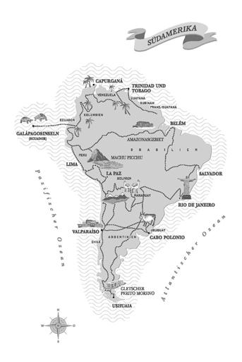 Südamerika Karte Ohne Beschriftung.Südamerika