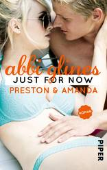 Just for Now – Preston und Amanda