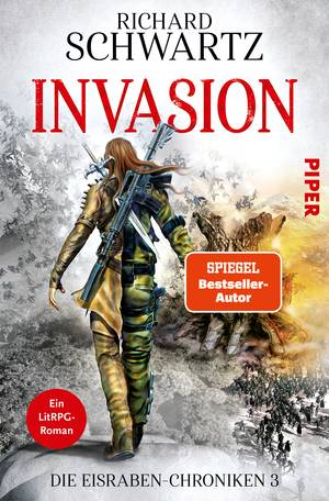 Invasion (Die Eisraben-Chroniken 3)