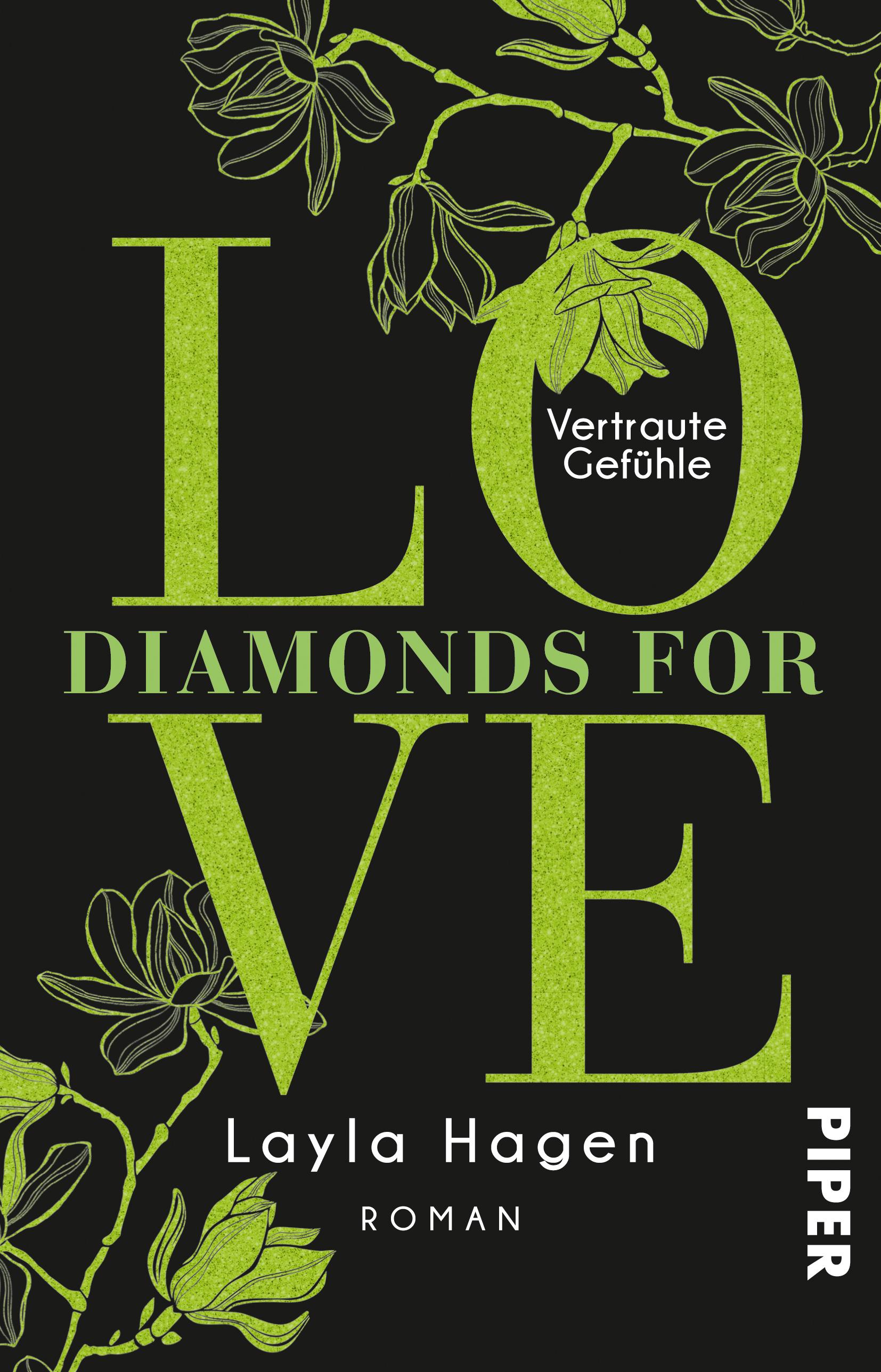 Diamonds for Love – Vertraute Gefühle