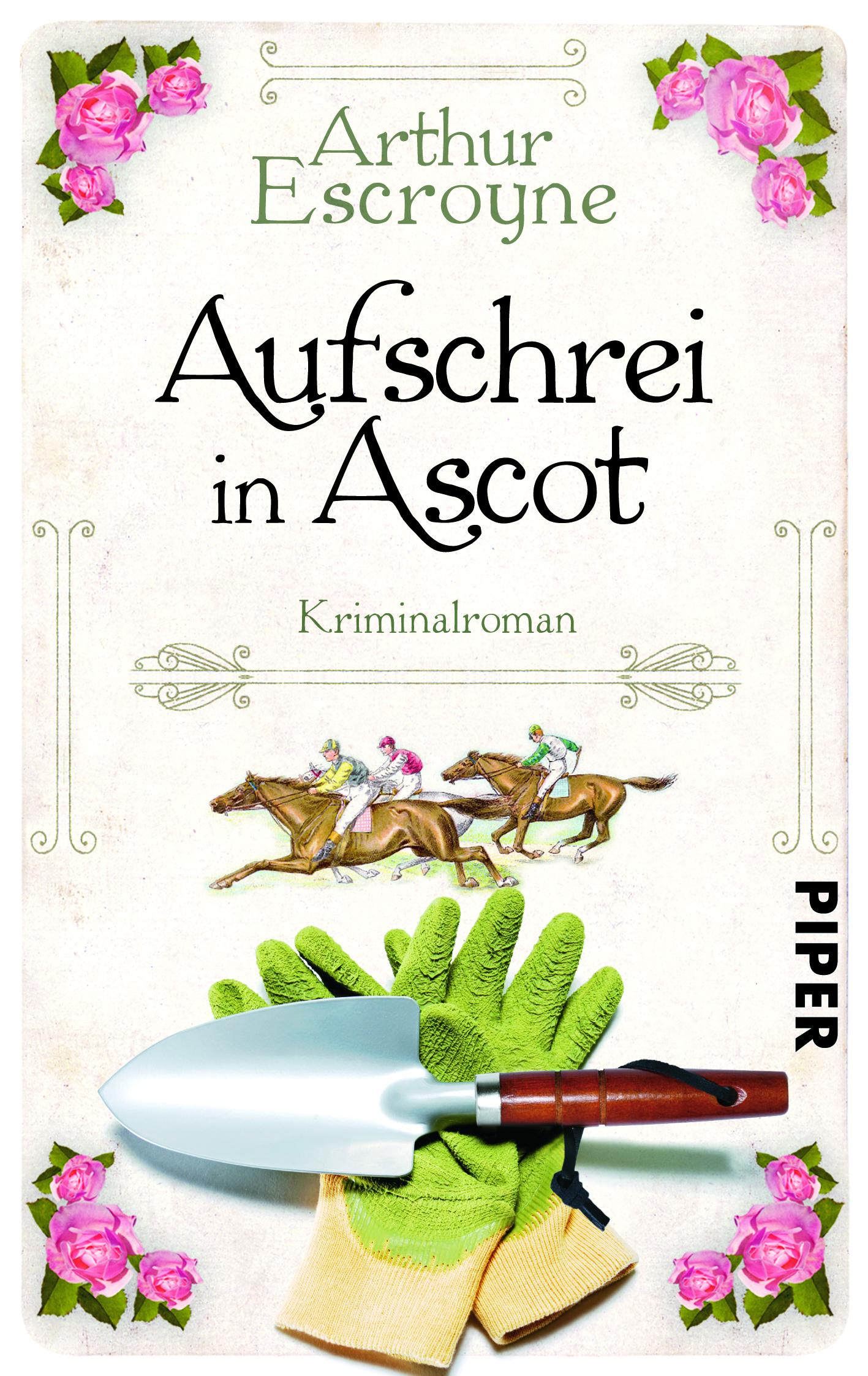 Aufschrei in Ascot - Arthur Escroyne, Krimi