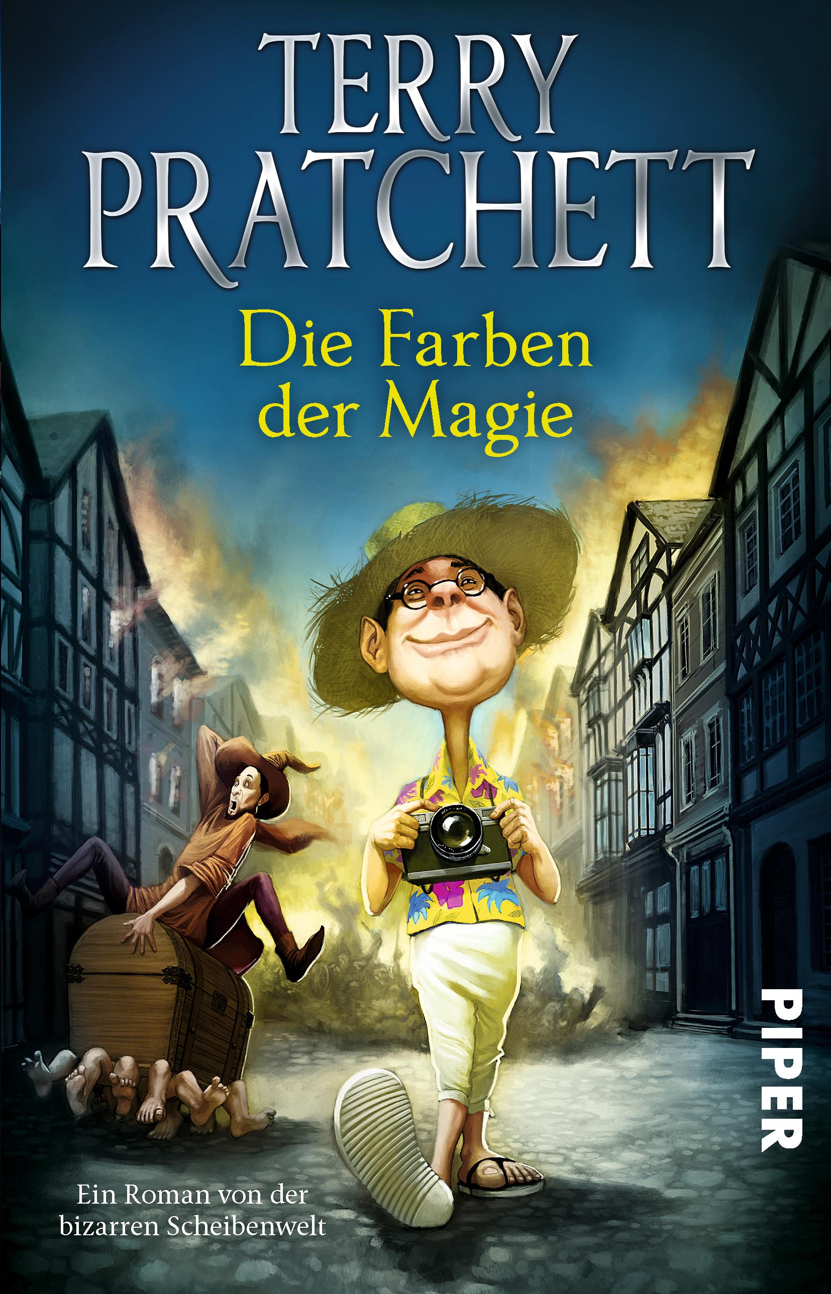 Die Farben der Magie von Terry Pratchett | PIPER