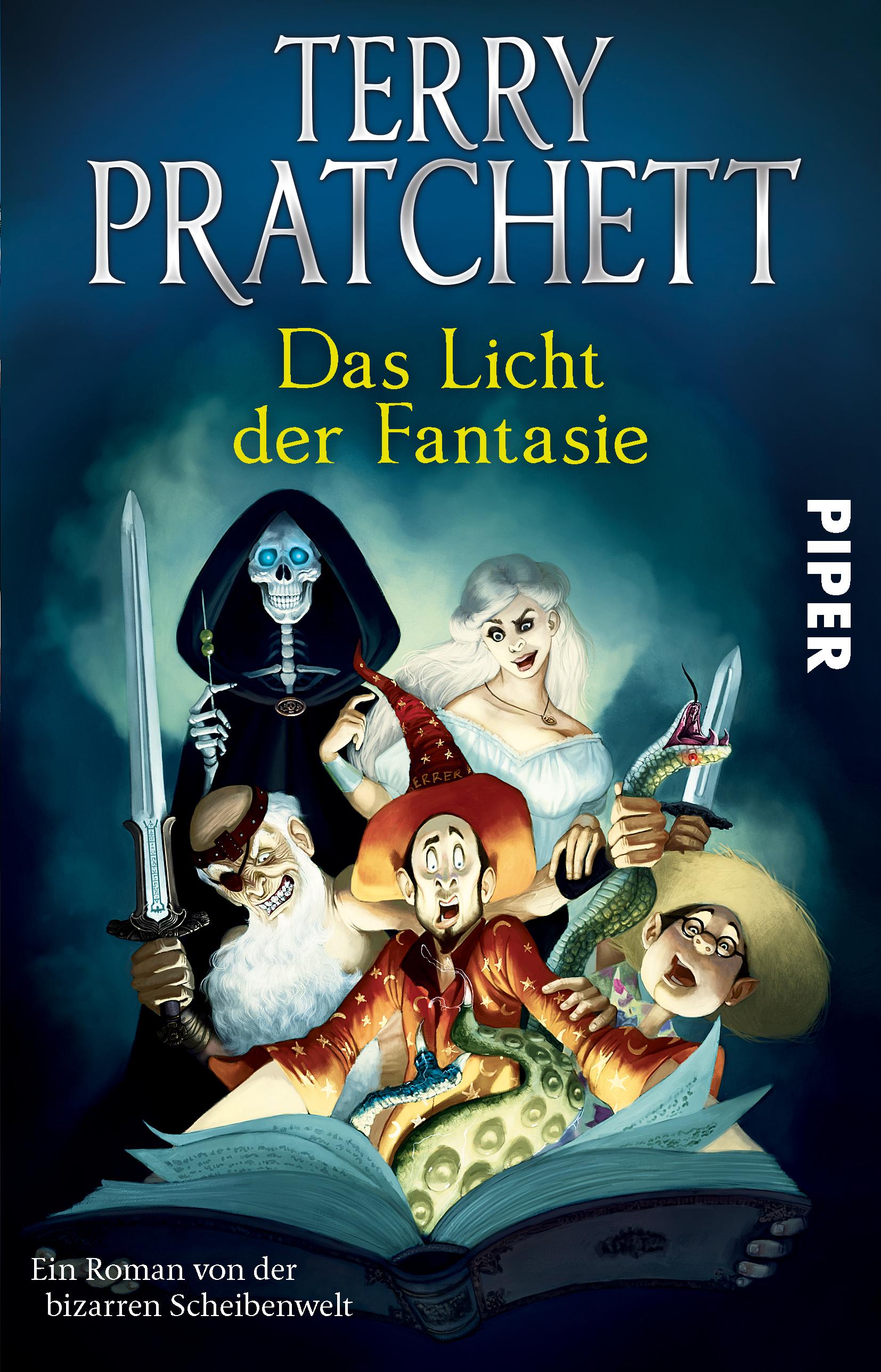 das licht der fantasie von terry pratchett piper