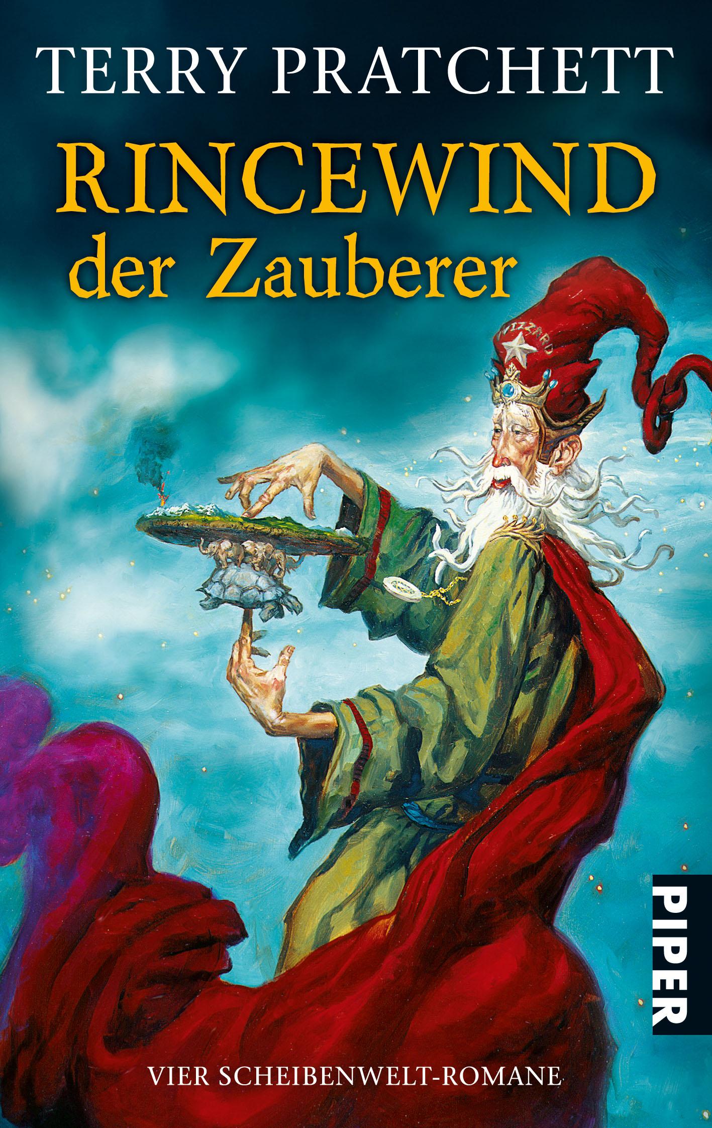 Rincewind, der Zauberer von Terry Pratchett | PIPER