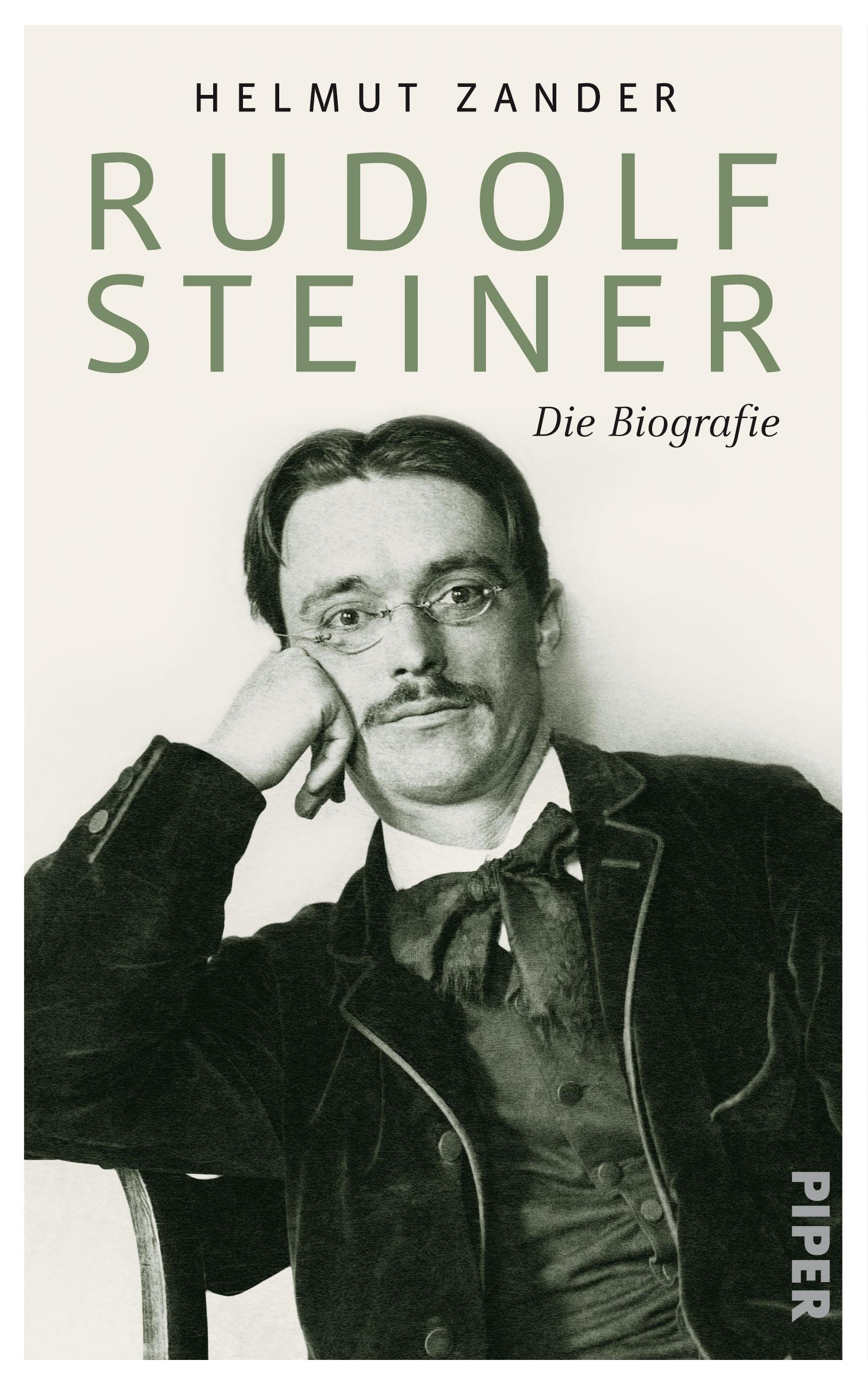 Citaten Rudolf Steiner : Rudolf steiner von helmut zander piper