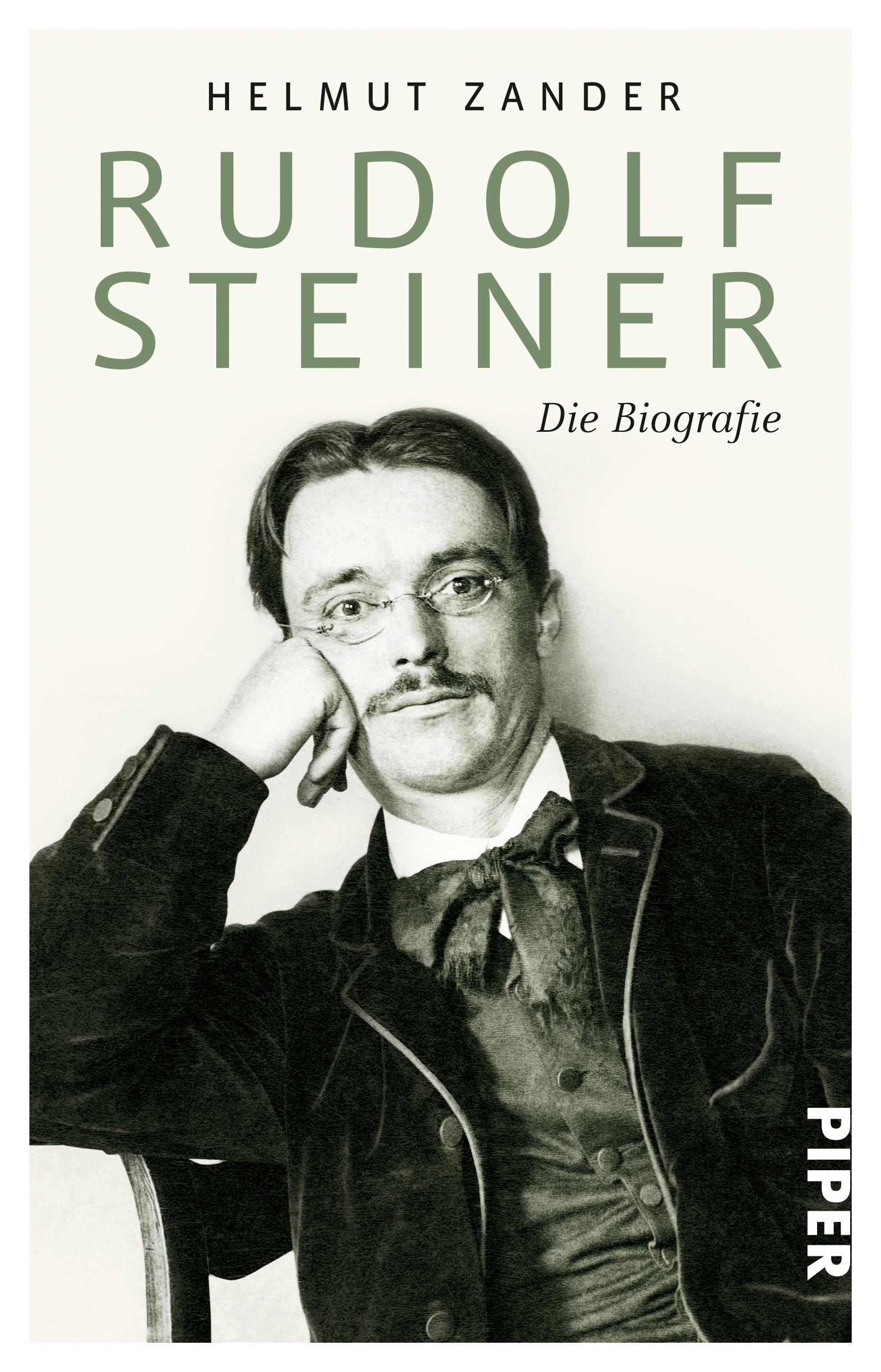 Rudolf Steiner Von Helmut Zander