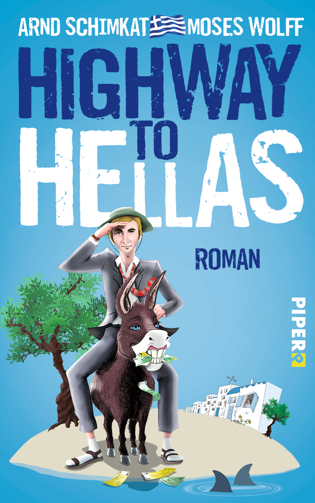 »Highway to Hellas«-Lesung